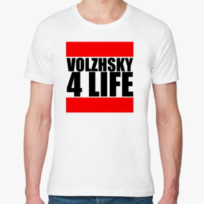 Футболка из органик-хлопка  VLZ4LIFE