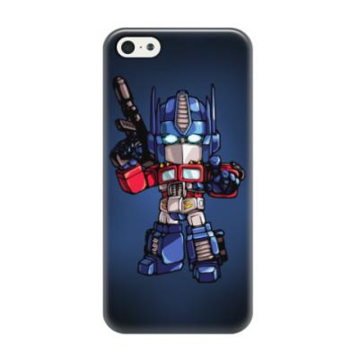 Чехол для iPhone 5/5s Optimus Prime