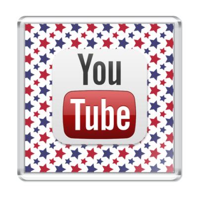 Магнит YouTube