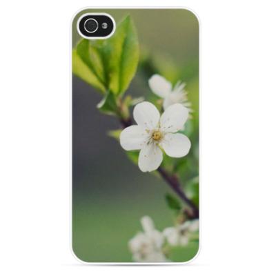 Чехол для iPhone Весна