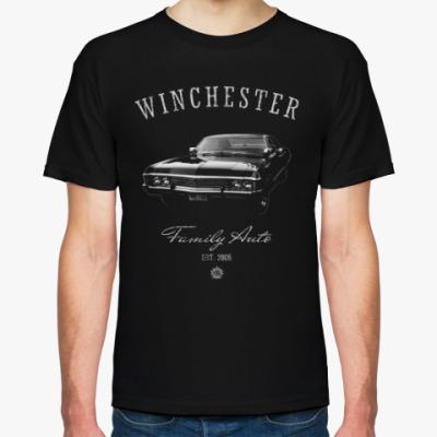 Футболка Winchester Family Auto