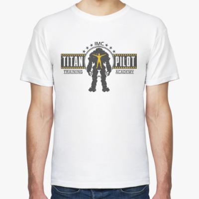 Футболка Battlefield Titan Pilot