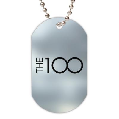 Жетон dog-tag The 100