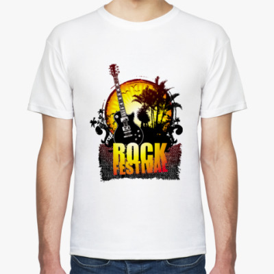 Футболка Rock