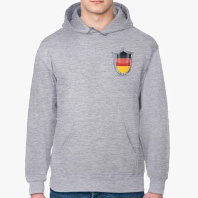 Толстовка худи Болеем за Германию!