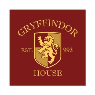 Наклейка (стикер) Gryffindor