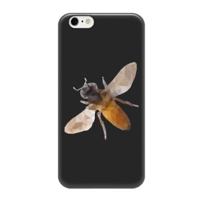 Чехол для iPhone 6/6s Пчела / Bee