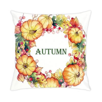 Подушка Осенний урожай