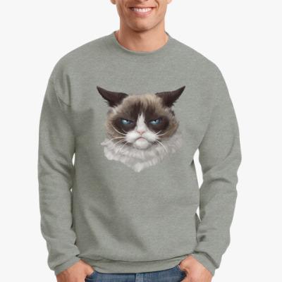 Свитшот Grumpy Cat / Сердитый Кот