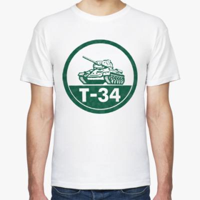 Футболка Танк Т-34