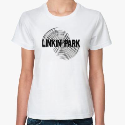 Классическая футболка Linkin Park