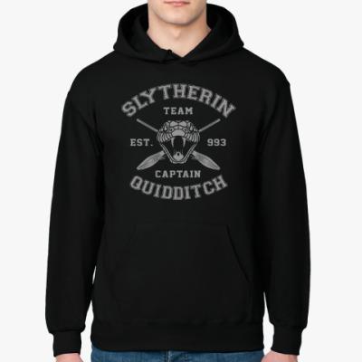 Толстовка худи Slytherin Quidditch Team