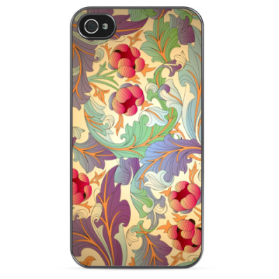 Чехол для iPhone Flowers