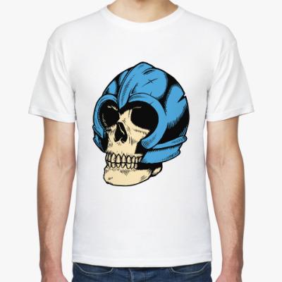 Футболка Skull warrior