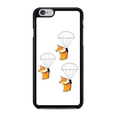 Чехол для iPhone смешные собаки корги