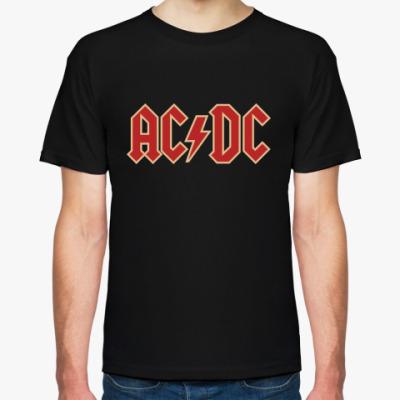 Футболка AC/DC