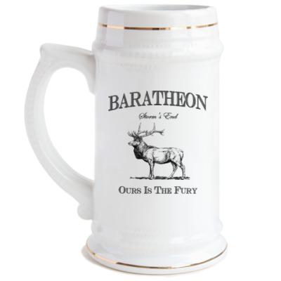 Пивная кружка Baratheon