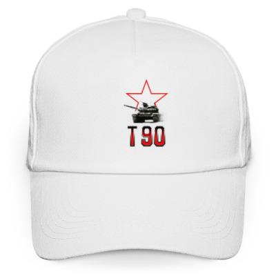 Кепка бейсболка Танк Т-90