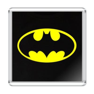 Магнит  bat_logo