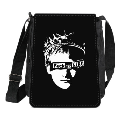 Сумка-планшет F*ck The King