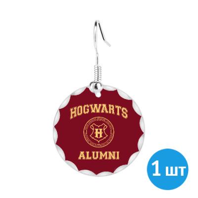 Серьги Hogwarts Alumni