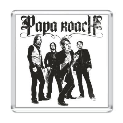 Магнит Papa Roach Group