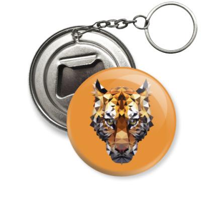 Брелок-открывашка Тигр / Tiger