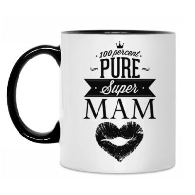 Кружка Супер Мама!