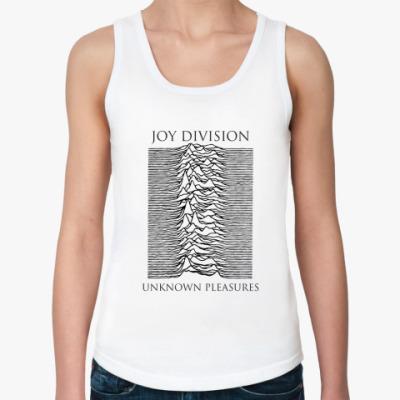 Женская майка Joy Division