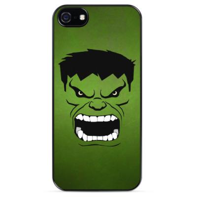 Чехол для iPhone Hulk