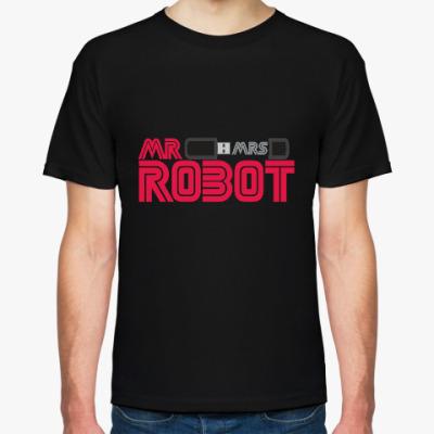 Футболка Mr Robot - fsociety