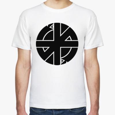 Футболка Crass 'Symbol'