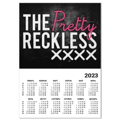 Календарь The Pretty Reckless