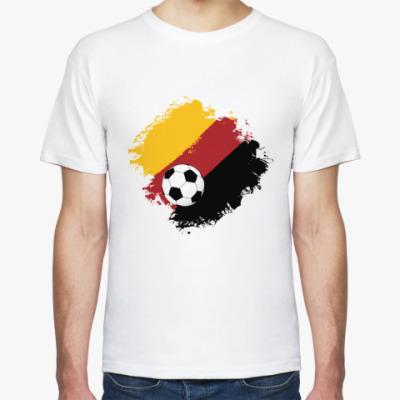 Футболка Немецкий футбол