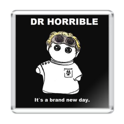Магнит Dr Horrible