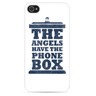 Чехол для iPhone The Angels Have The Phone Box