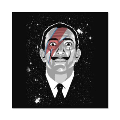 Наклейка (стикер) Сальвадор Дали Stardust