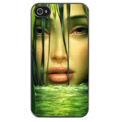 Чехол для iPhone Дева из озера