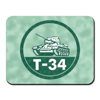 Коврик для мыши Танк Т-34