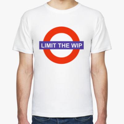 Футболка Limit The WIP