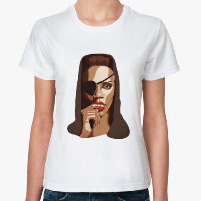 Классическая футболка Rihanna