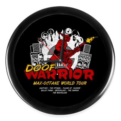 Настенные часы Doof Warrior
