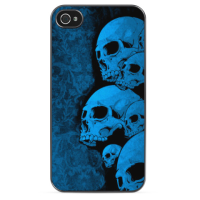 Чехол для iPhone SKELETONS
