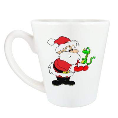 Чашка Латте Год Дракона