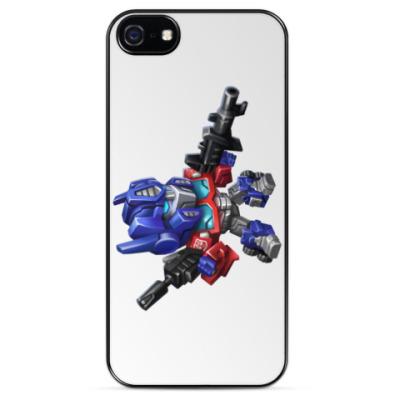 Чехол для iPhone Optimus Prime