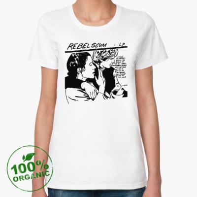 Женская футболка из органик-хлопка Star Wars Youth