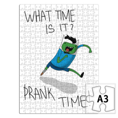 Пазл Prank Time