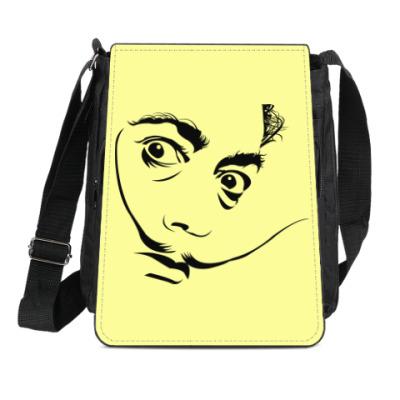 Сумка-планшет Сальвадор Дали