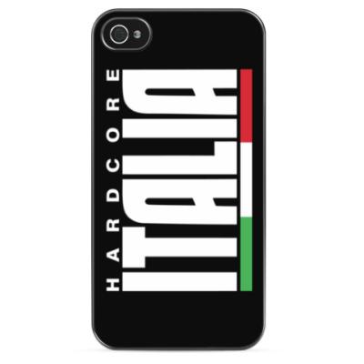 Чехол для iPhone Hardcore Italia