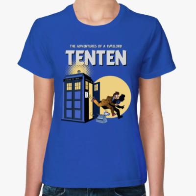 Женская футболка Десятый